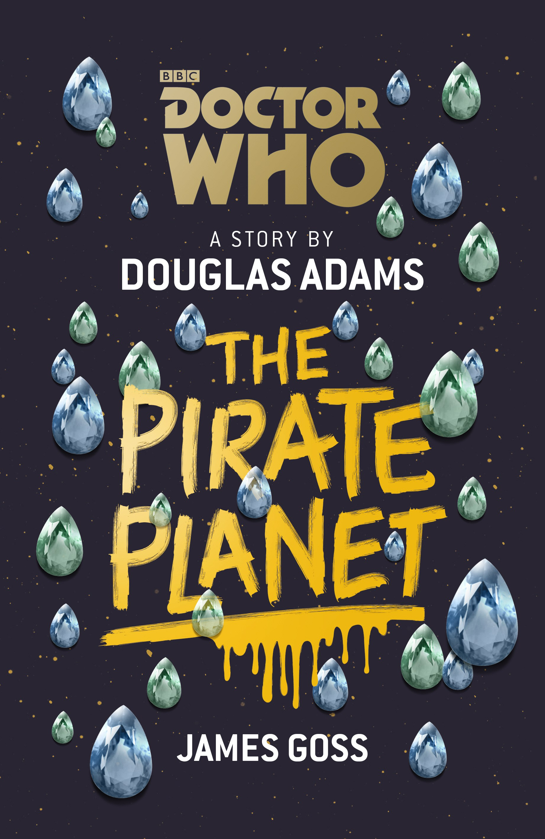 Friday Reads: Doctor Who: The Pirate Planet by Douglas Adams & James Goss