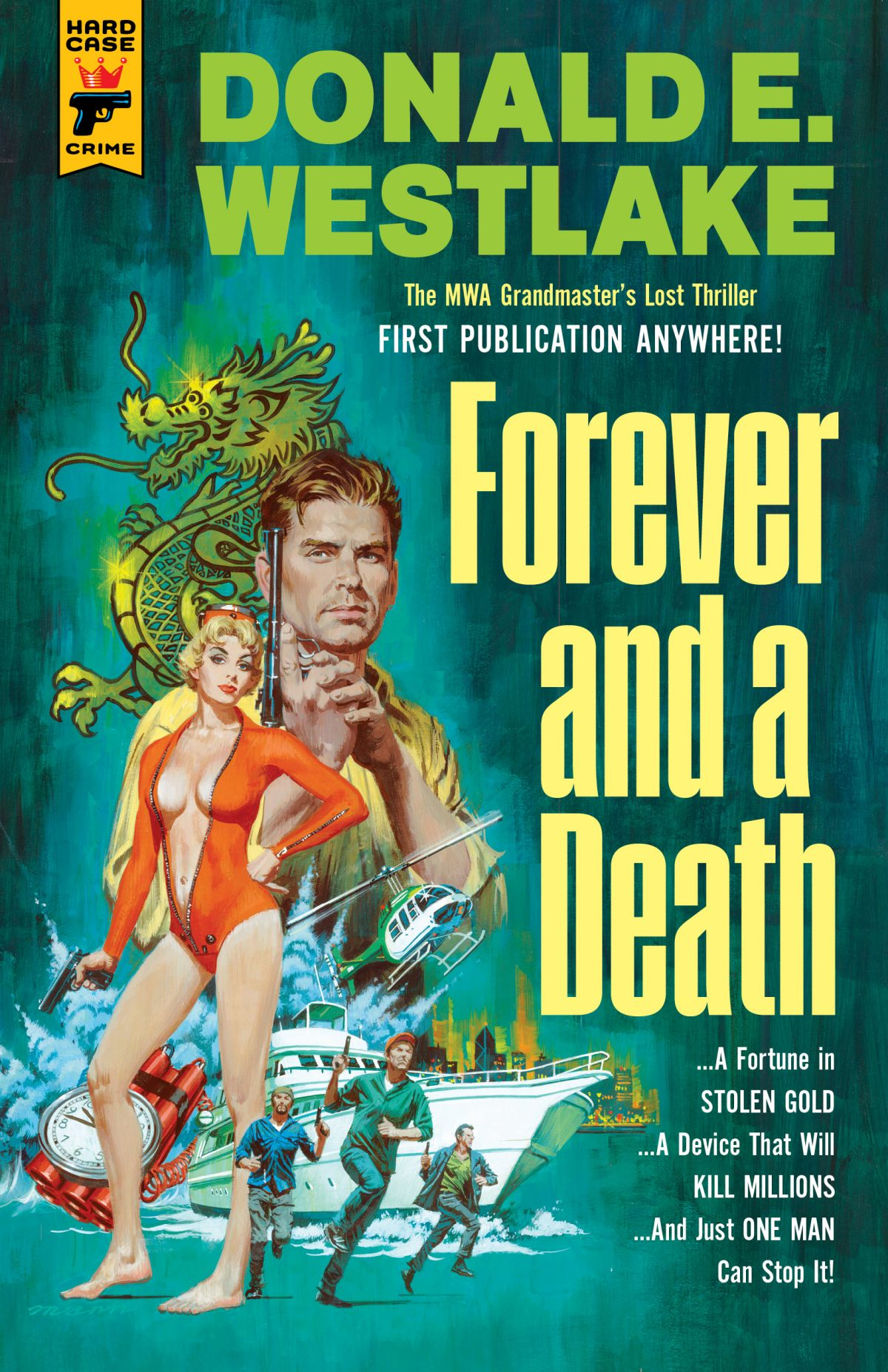 Friday Reads: Forever and a Death by Donald E. Westlake