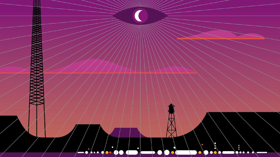 """Friday Video: Cecil Baldwin: """"Welcome to Night Vale"""" 