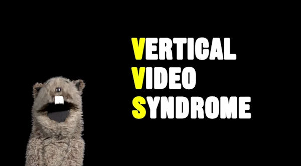 Throwback Thursday: Vertical Video Syndrome PSA