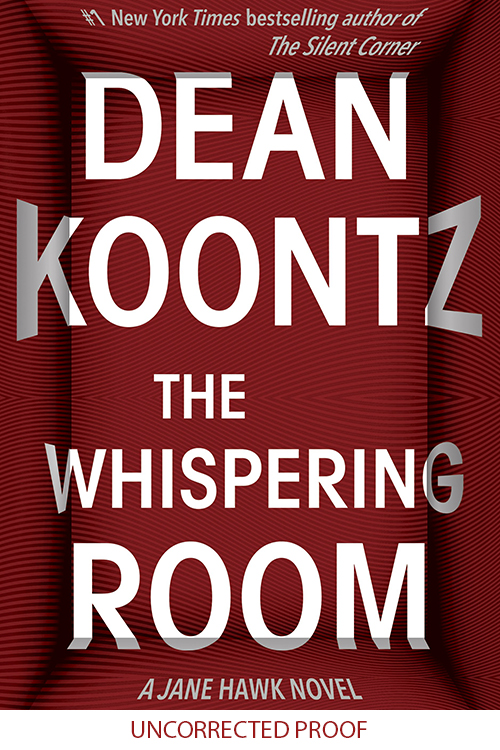 Friday Reads: The Whispering Room by Dean Koontz