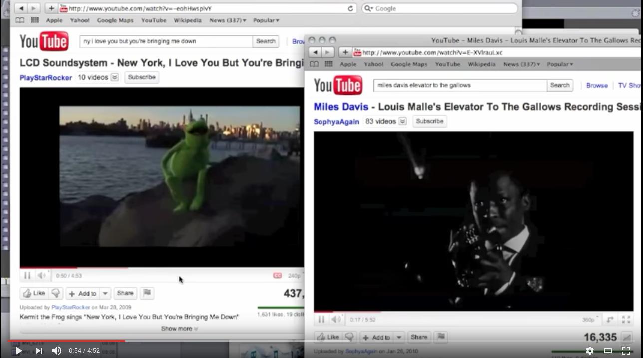 Mashup Monday: Miles Davis improvising on LCD Soundsystem