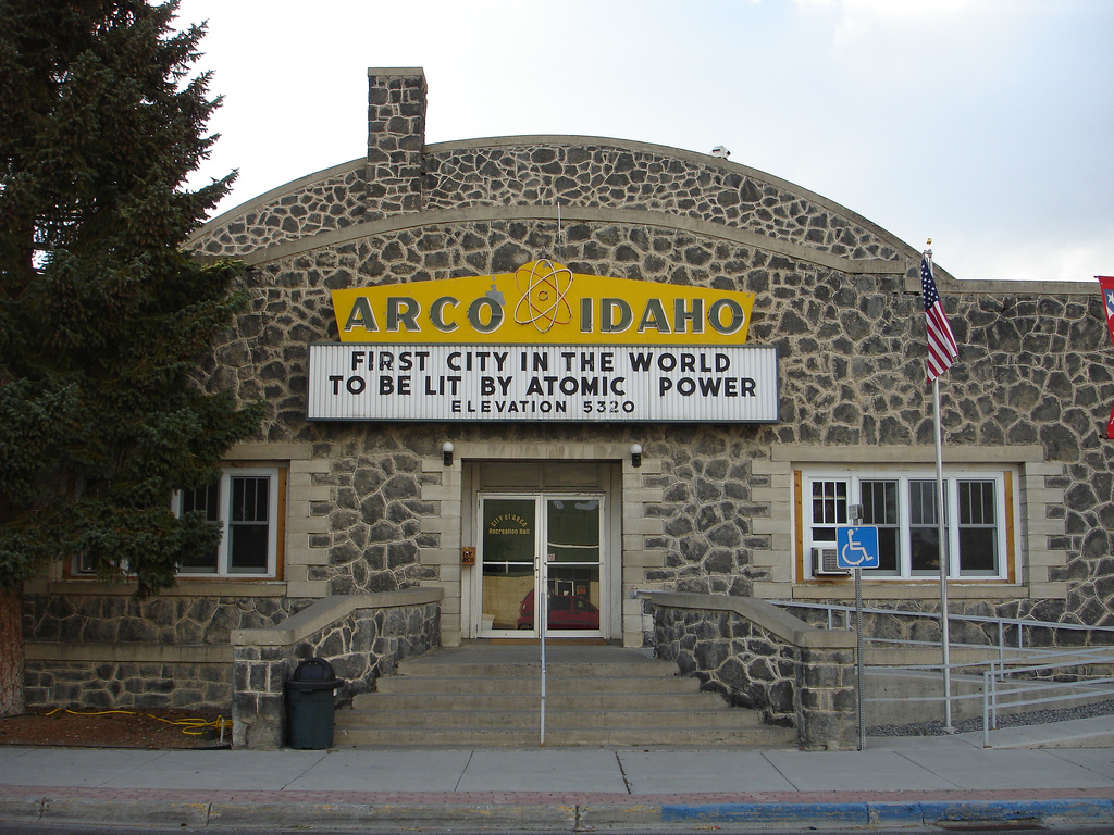 Throwback Thursday: Arco, ID