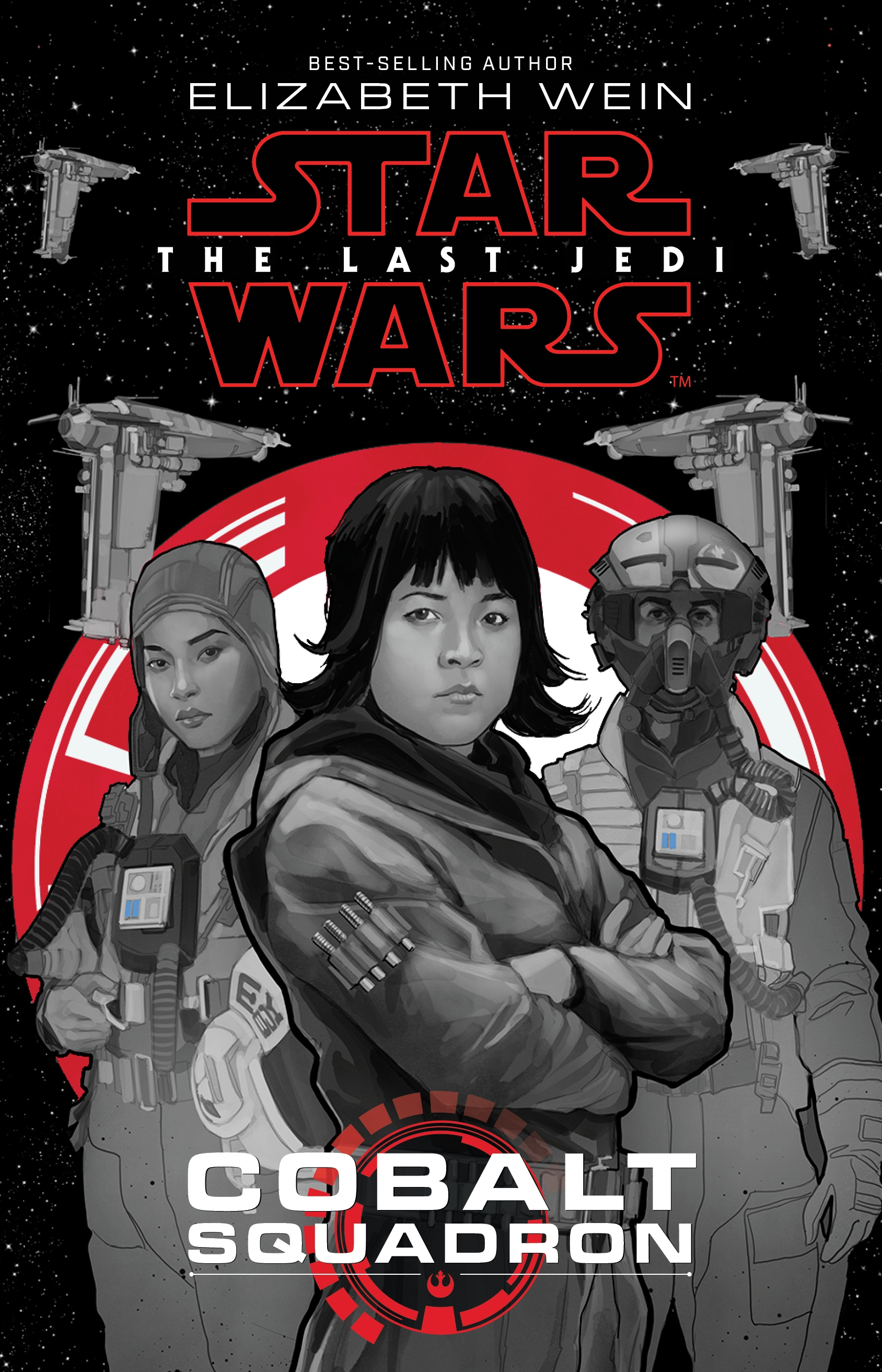 Friday Reads: Star Wars: Cobalt Squadron