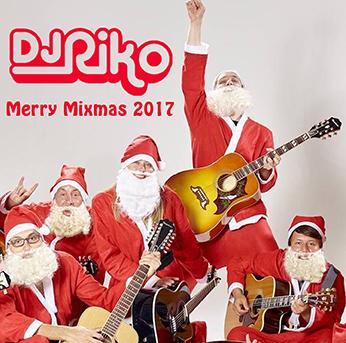 Mashup Monday: DJ Riko Christmas Mashups