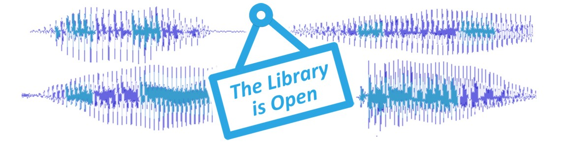My appearance on the The Library is Open podcast