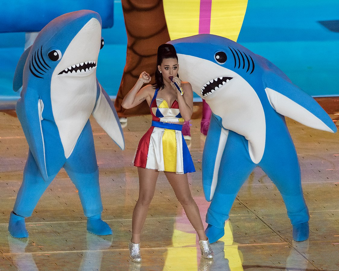 NPR: The Man Behind 'Left Shark' Explains His Viral Super Bowl Moment