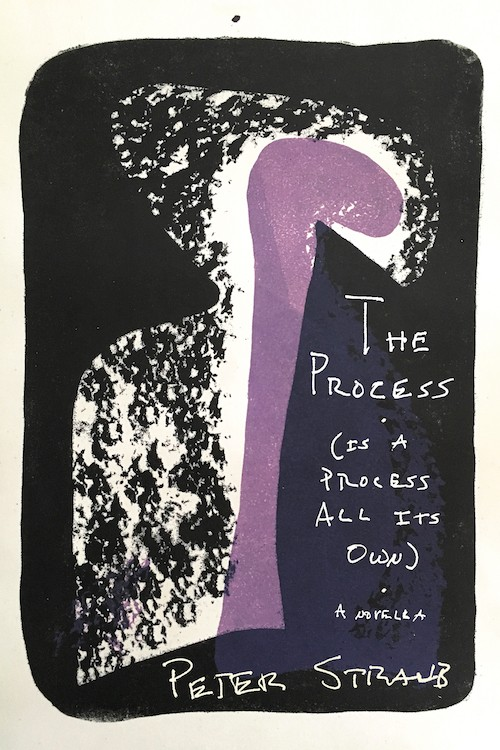 Friday Reads: The Process (is a Process All Its Own) by Peter Straub