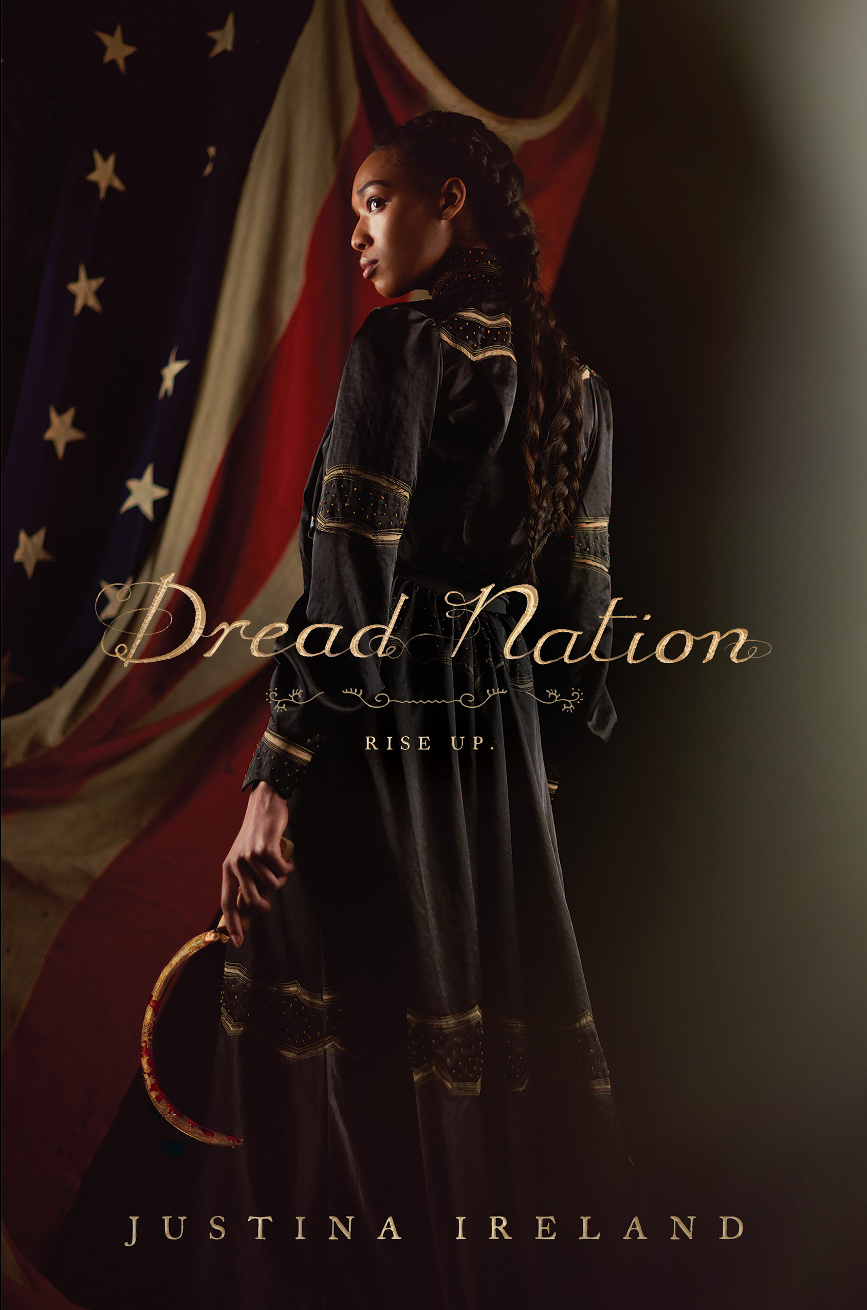 Friday Reads: Dread Nation by Justina Ireland