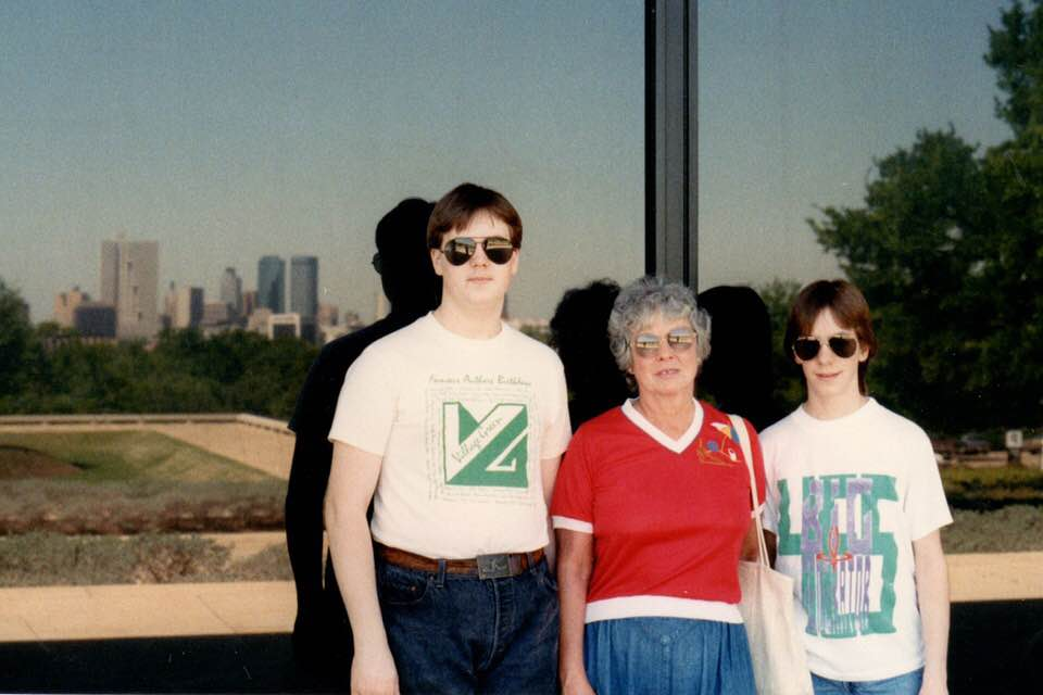 Throwback Thursday: Texas, April 1988