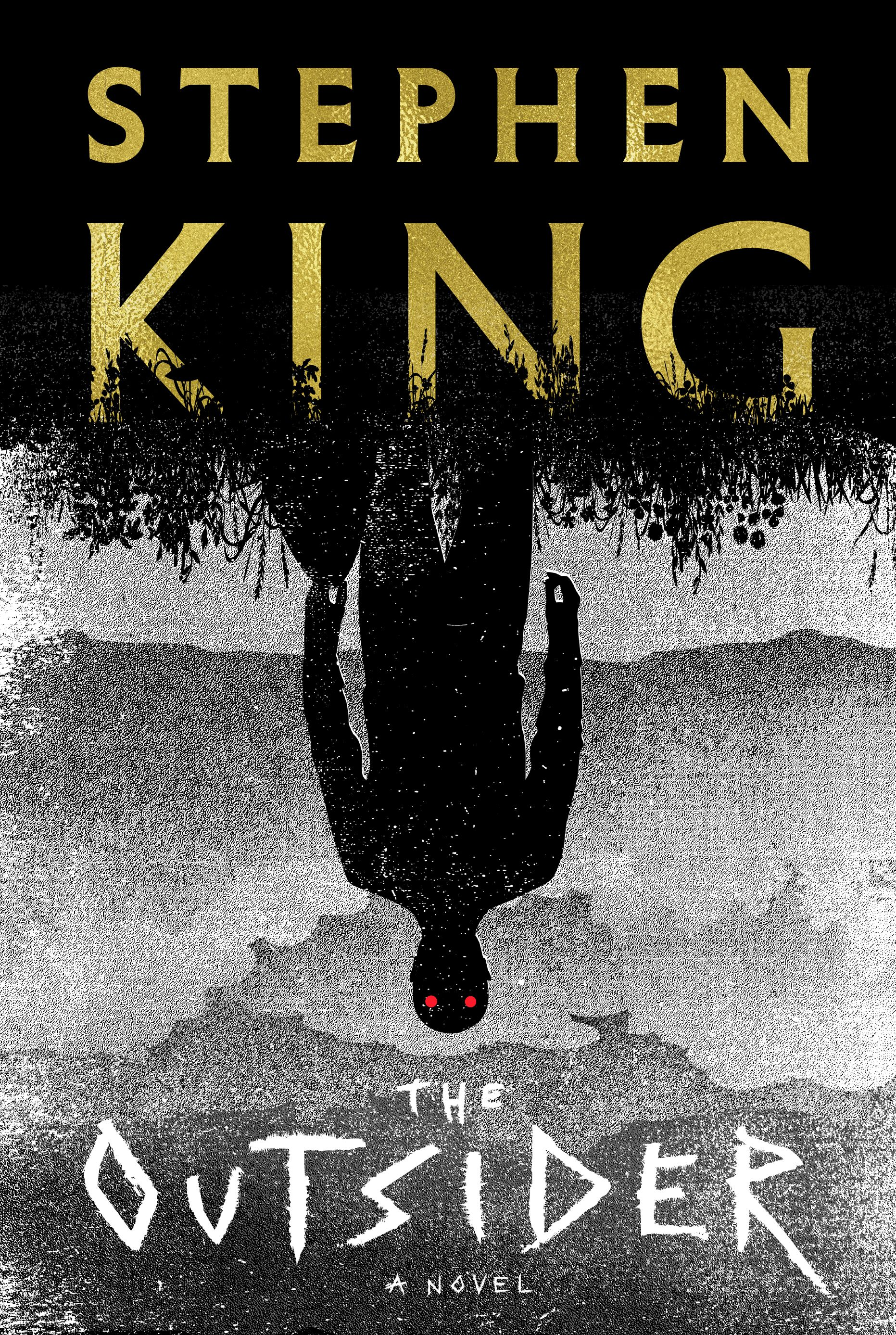 Friday Reads: The Outsider by Stephen King