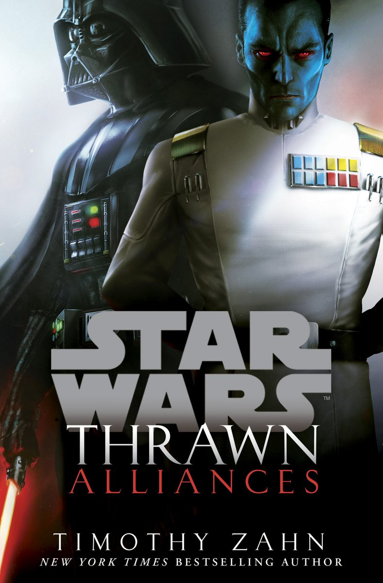 Friday Reads: Thrawn: Alliances by Timothy Zanh