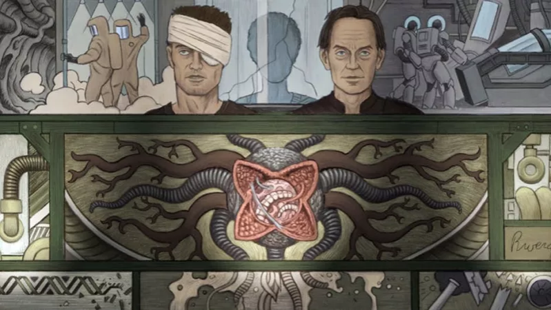 io9: Dark Horse Is Turning William Gibson's Alien 3 Script Into a New Comic