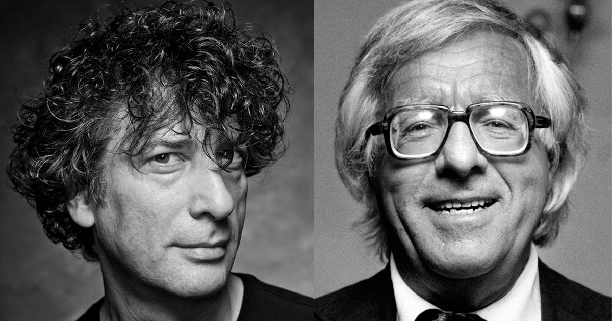 "Neil Gaiman reads ""The Man Who Forgot Ray Bradbury"""