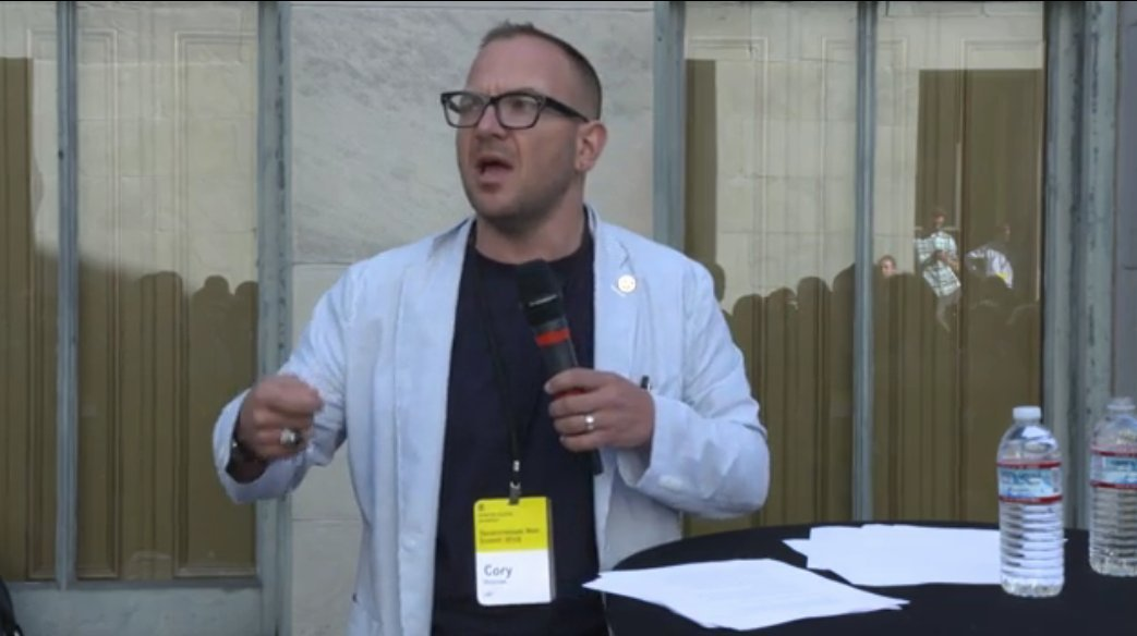 "Friday Video: Cory Doctorow ""Big Tech's problem is Big, not Tech"""