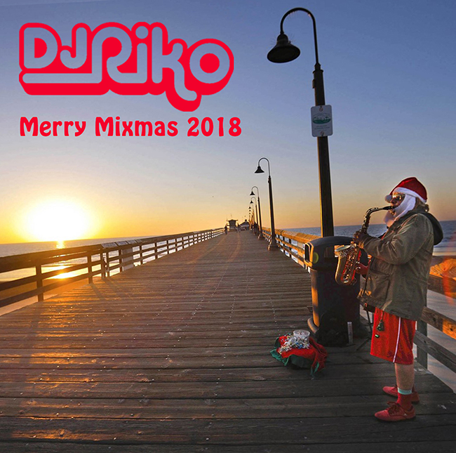 Mashup Monday: Merry Mixmas 2018