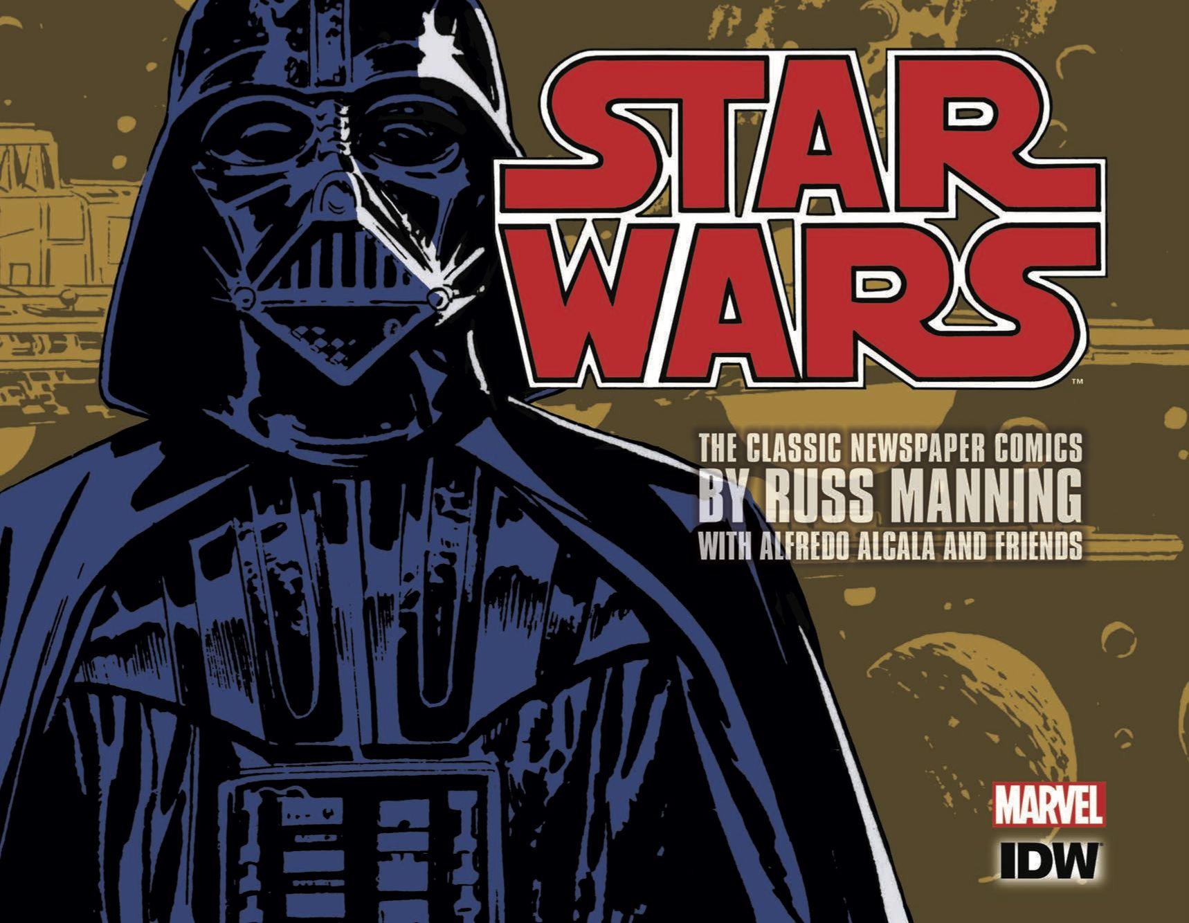 Friday Reads: Star Wars The Classic Newspaper Comics Vol.1