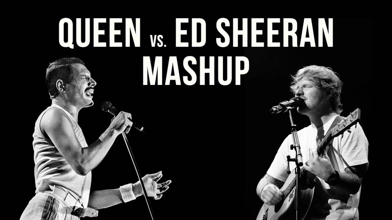 Mashup Monday: Mashup Queen vs. Ed Sheeran