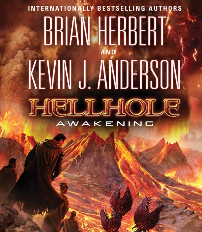 Friday Reads: Hellhole Awakening by Brian Herbert & Kevin J.Anderson