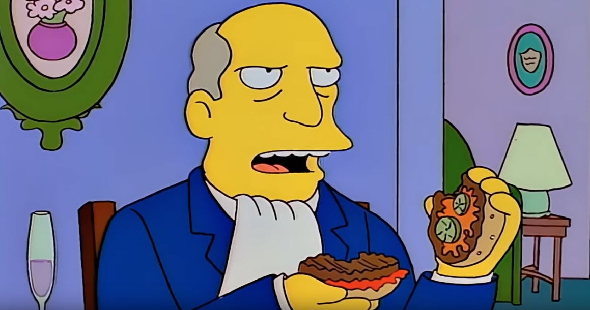 Mashup Monday: Steamed Hams but it's Basket Case by Green Day