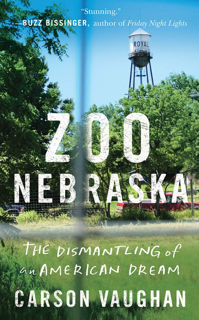 Friday Reads:  Zoo Nebraska: The Dismantling of an American Dream by CarsonVaughan