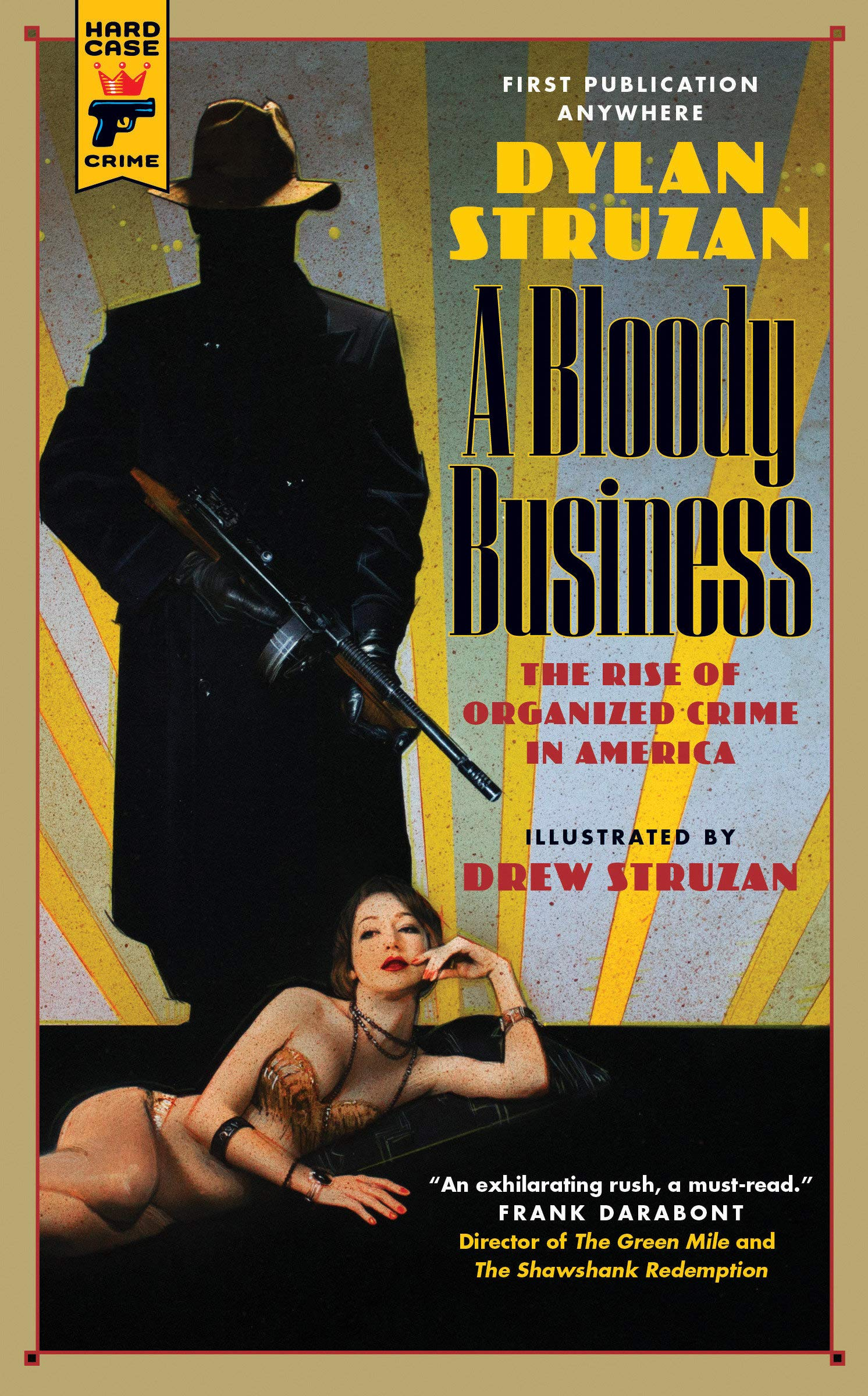Friday Reads: A Bloody Business by DylanStruzan