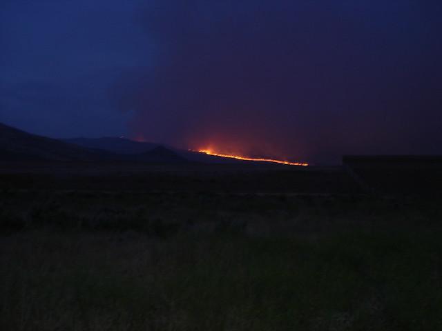 Throwback Thursday: Carson City Fire