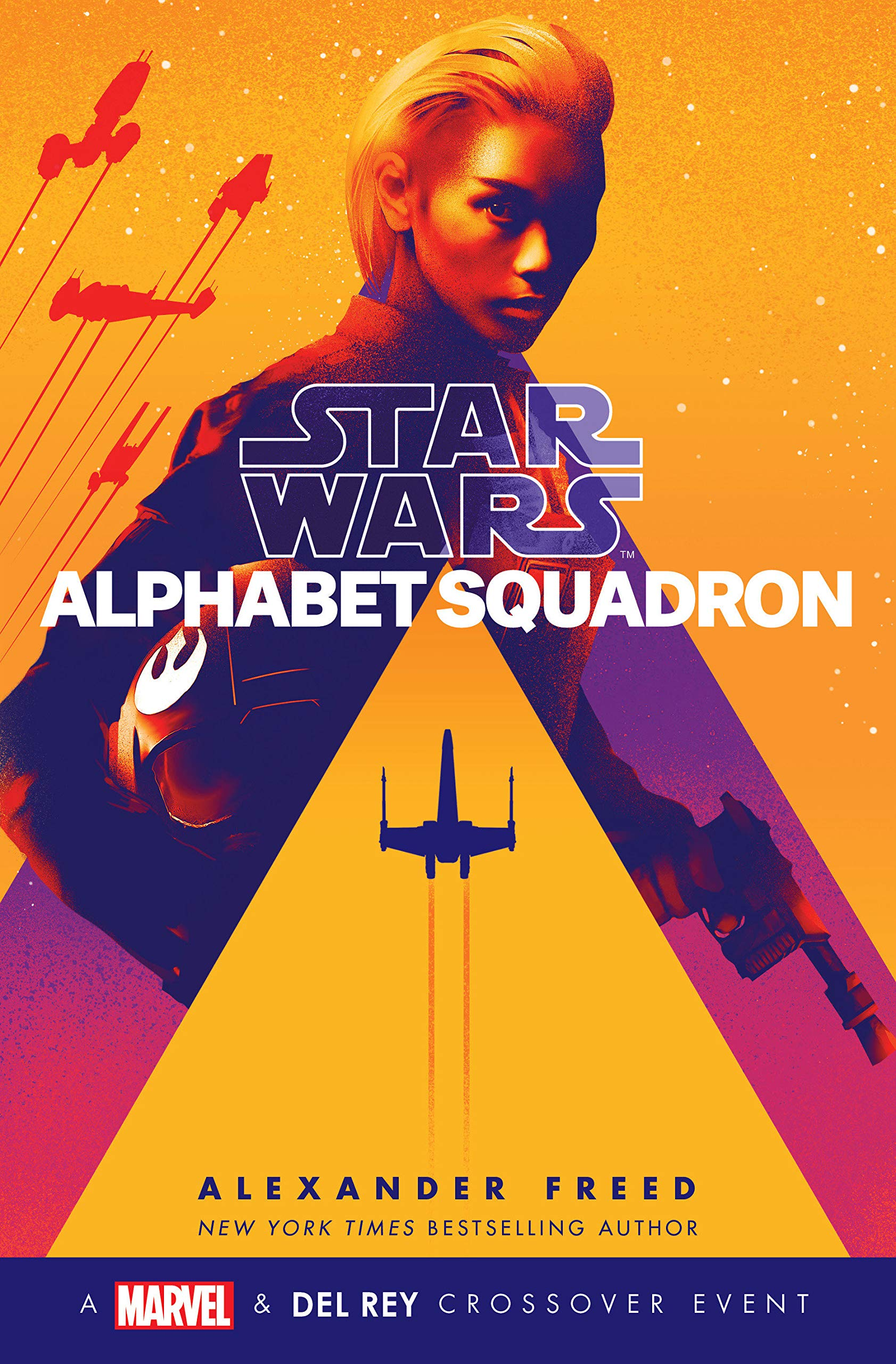 Friday Reads: Star Wars: Alphabet Squadron by Alexander Freed