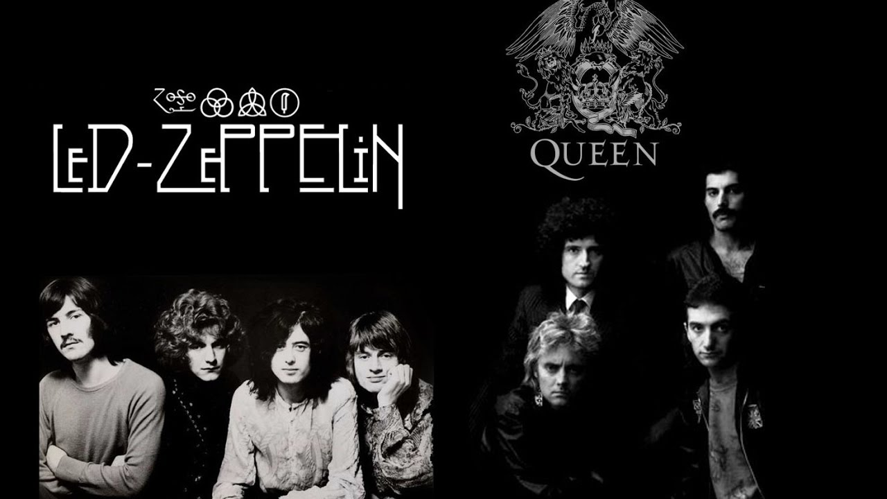 "Mashup Monday: ""Rhapsody to Heaven"" (Led Zeppelin vs  Queen Mashup) byViejoLK"