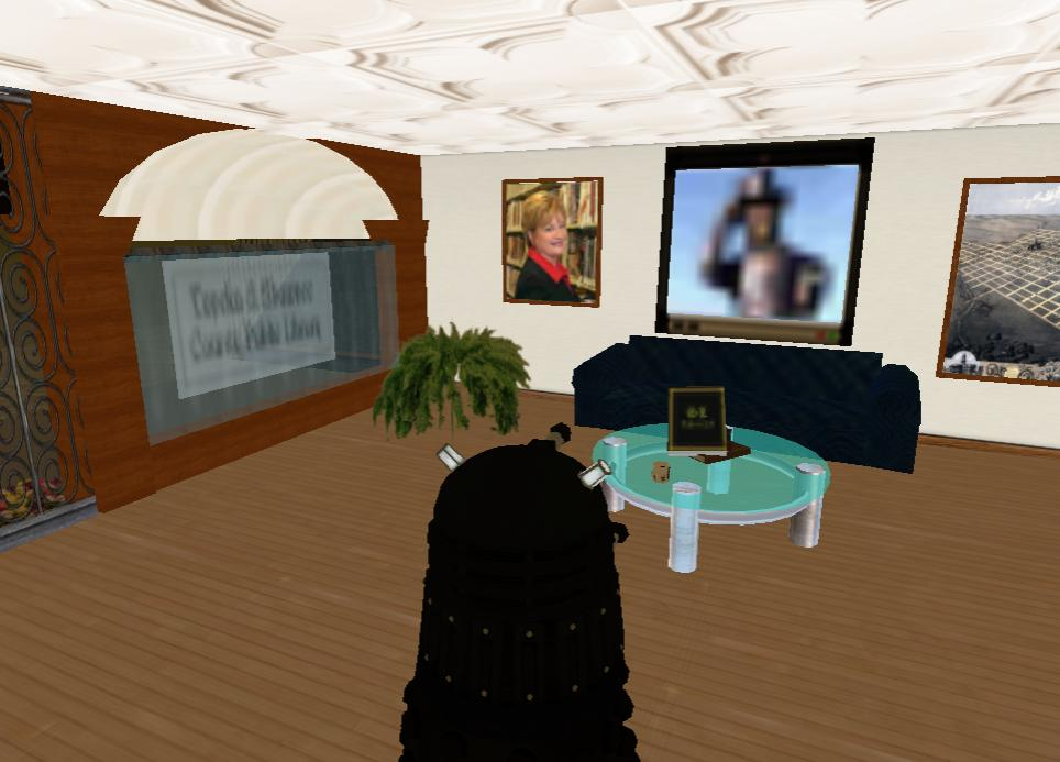 Throwback Thursday: Topeka Shawnee County Public Library in Second Life