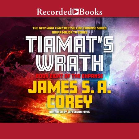 Friday Reads: Tiamat's Wrath by James SACorey