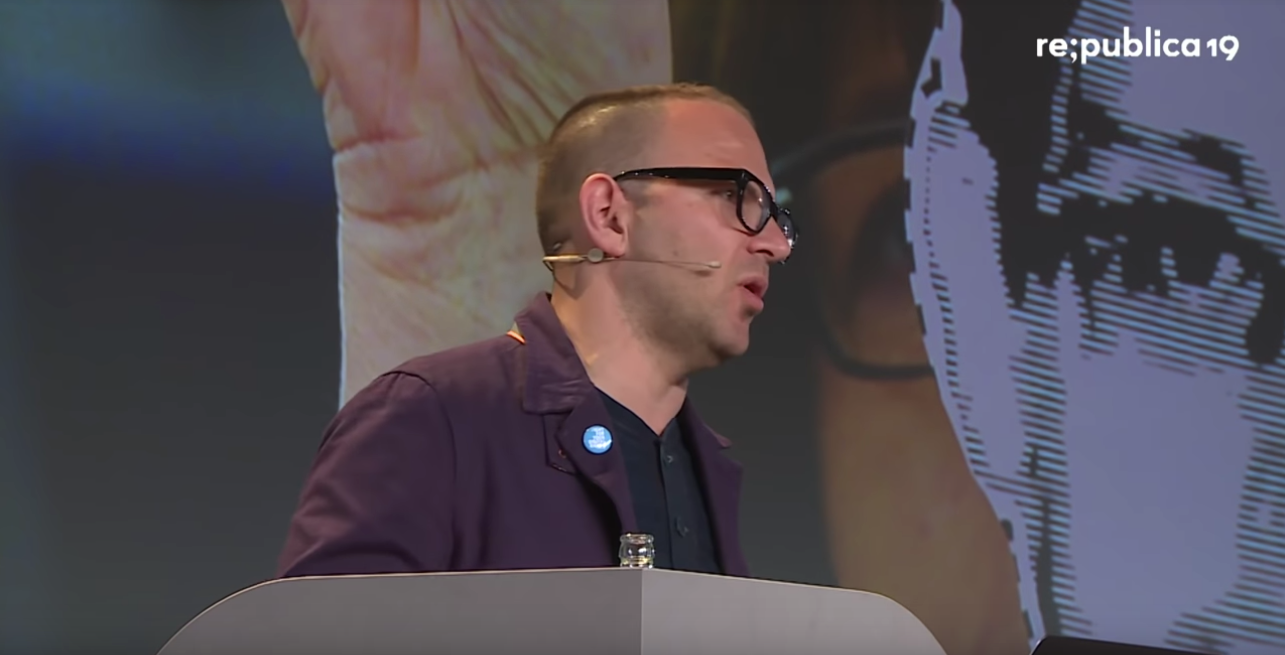 Friday Video: re;publica 2019 – Cory Doctorow: It's monopolies, not surveillance.
