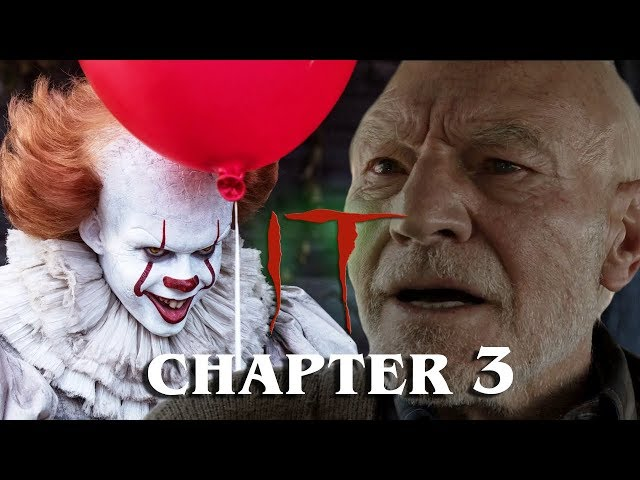 Mashup Monday: IT Chapter 3: Pennywise VS. Senior Citizens