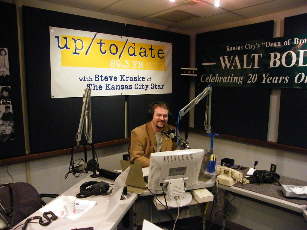 Throwback Thursday: On the Radio