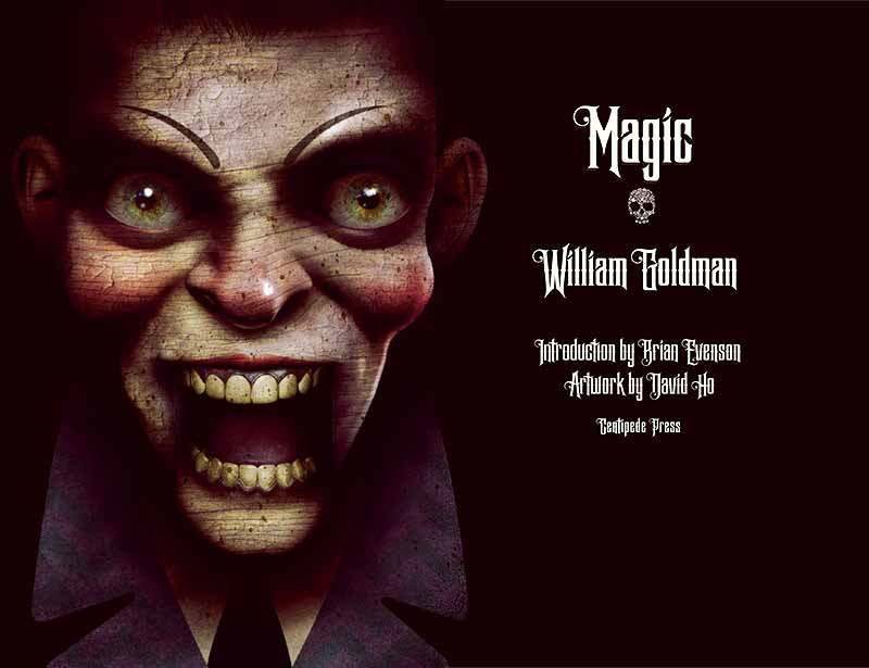 Friday Reads: Magic by William Goldman