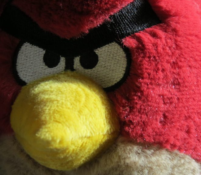 Throwback Thursday: Angry Bird