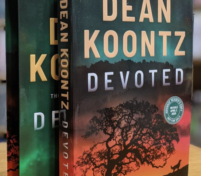 Friday Reads: Devoted by Dean Koontz