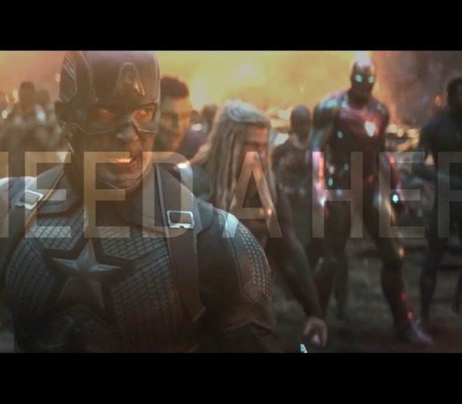 Mashup Monday: Infinity War/Endgame – I Need a Hero