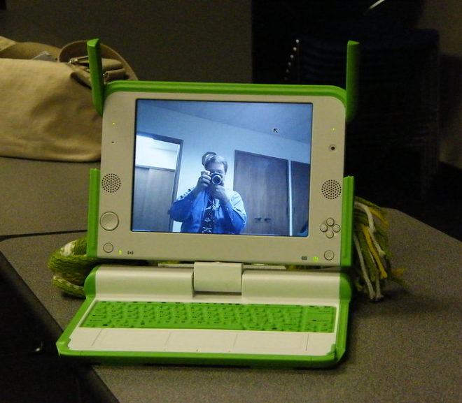 Throwback Thursday: One Laptop Per Child