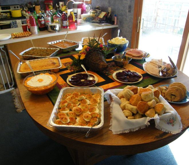 Throwback Thursday: Thanksgiving 2009