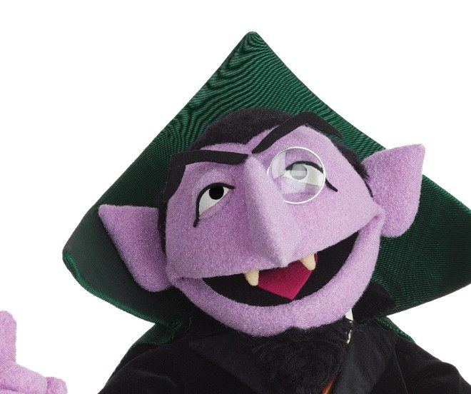 "Mashup Monday: The Count sings ""Start Wearing Purple"" (Gogol Bordello)"
