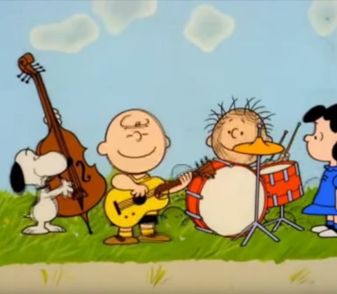 "Mashup Monday: Peanuts Gang Singing ""Barracuda"" by Heart"