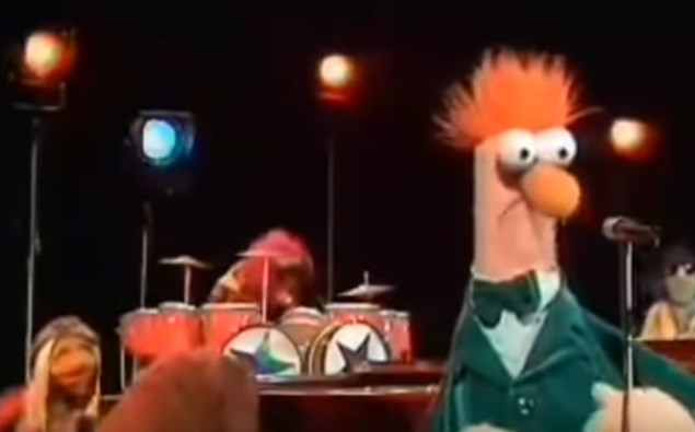 Mashup Monday: Closer by Nine Inch Nails featuring The Muppets