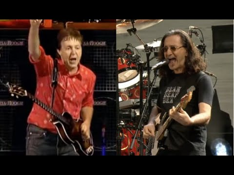 Mashup Monday: 'Limelight Band on the Run' (Paul McCartney & Wings + Rush Mashup)