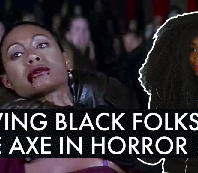 Friday Video: The Complicated History of Blackness in Horror Films