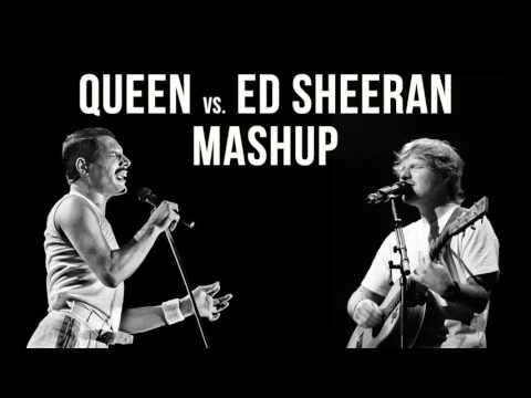 Mashup Monday: Queen vs. Ed Sheeran