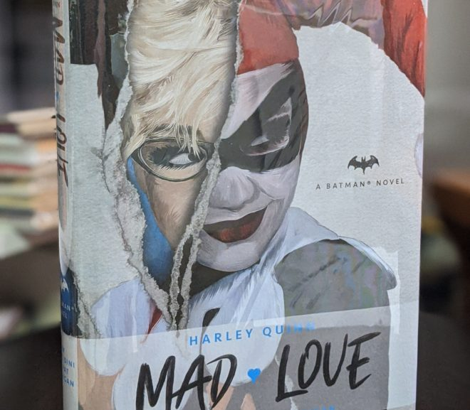 Friday Reads: Harley Quinn: Mad Love