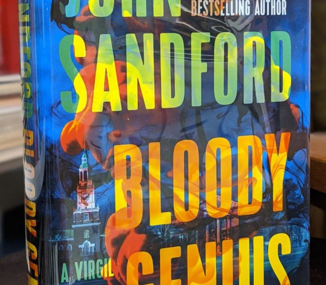 Friday Reads: Bloody Genius by John Sandford