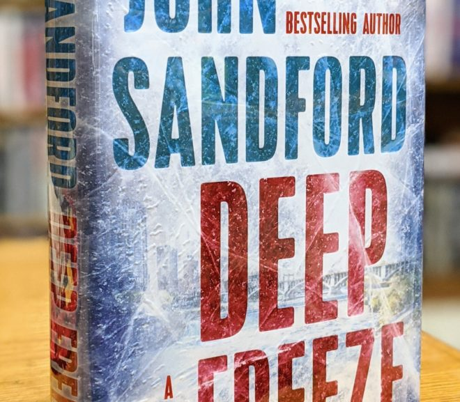 Friday Reads: Deep Freeze by John Sandford