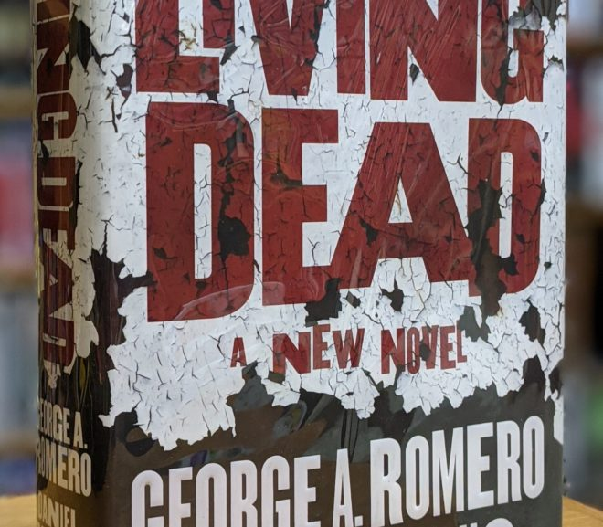 Friday Reads: The Living Dead by George A. Romero and Daniel Kraus